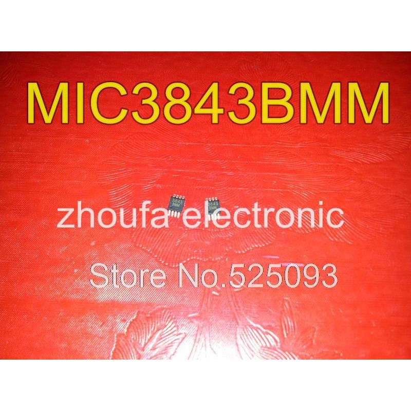 IC 5pcs lot mic3843bmm mic3843 3843bmm original