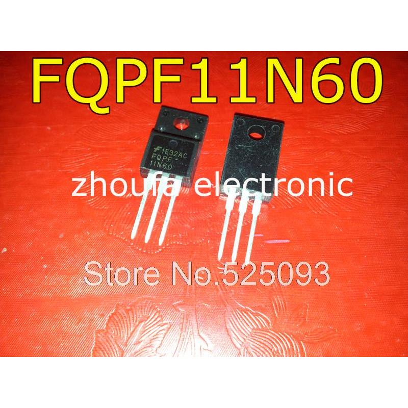 IC p11nm60fp fcpf11n60 11n60