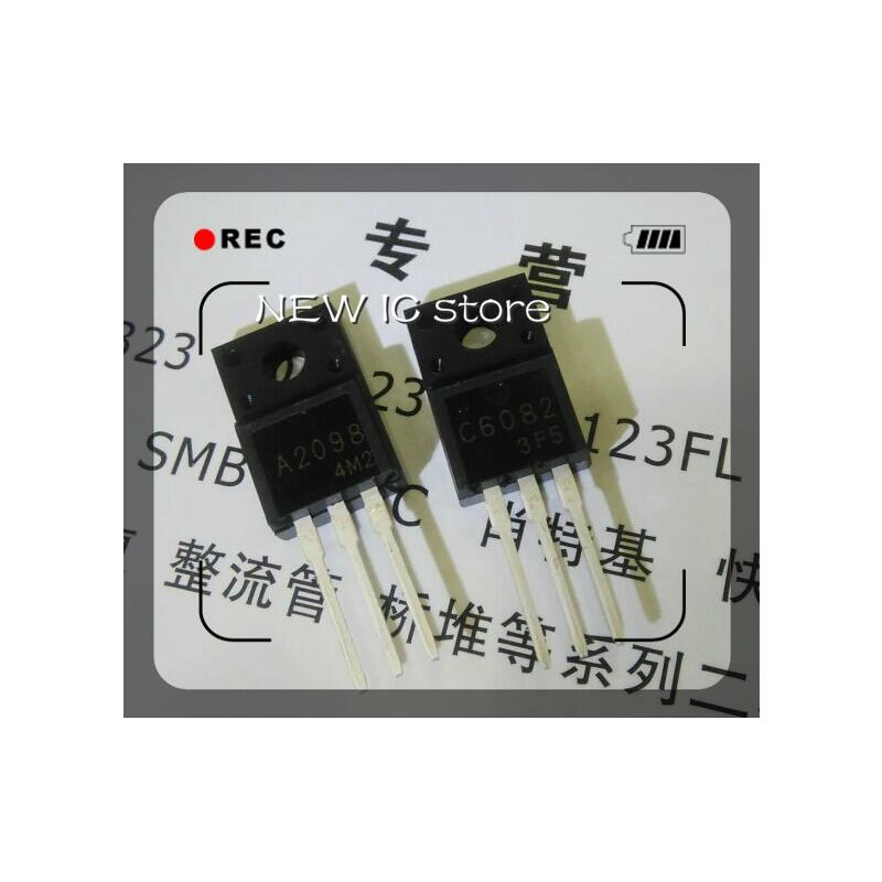 IC free shipping 10pcs 2sc6082 c6082 100% in stock