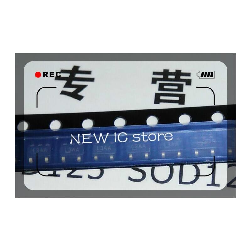 IC free shipping 100pcs lot mic5233ym5 mic5233 sot23 5 code l3aa communication ic new original