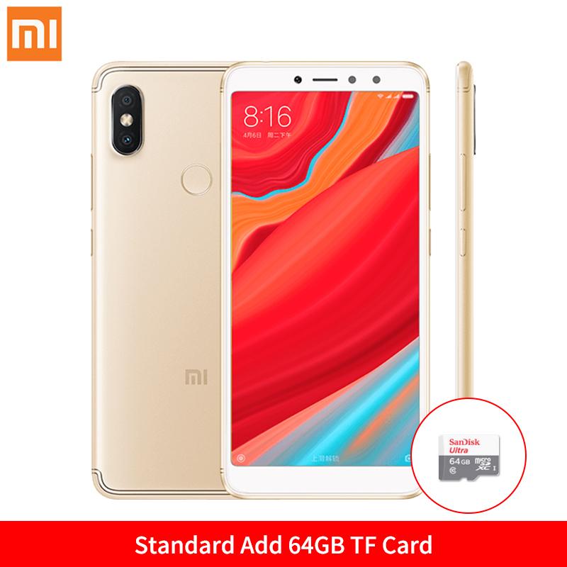 Mi Стандартное золото Добавить карту на 64GB TF global version xiaomi redmi 4x 3gb 32gb smartphone black