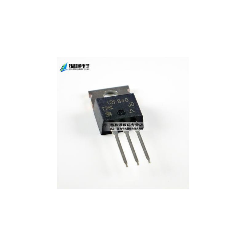 IC irf840 irf840pbf to 220 8a 500v