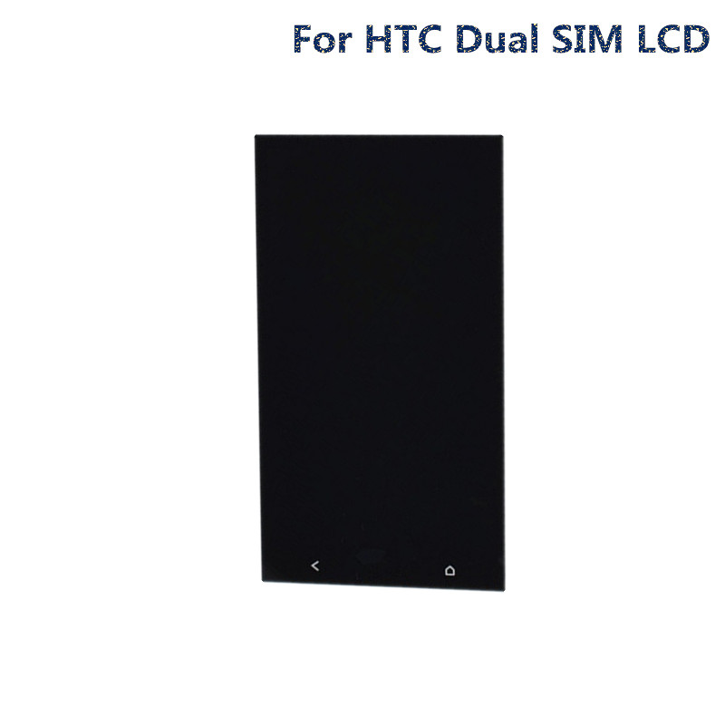 jskei Для HTC M7 Dual SIM LCD zhiyusun new 10 4 inch touch screen 4 wire resistive usb touch panel overlay kit free shipping 225 173