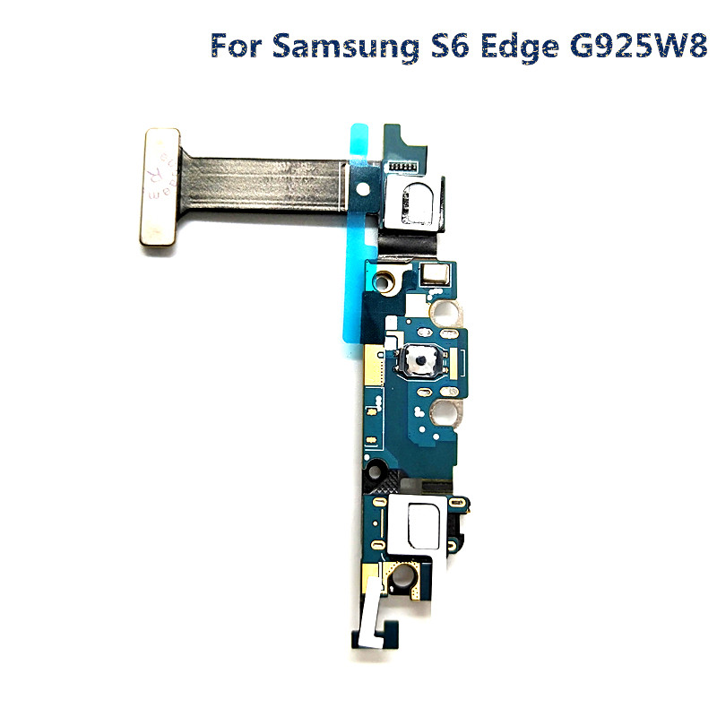 jskei Для Samsung S6 Edge G925S charging port dock connector flex cable for samsung galaxy s6 edge g925f g9250 g925t g925p g925v g925a g925i g925w8 g925s