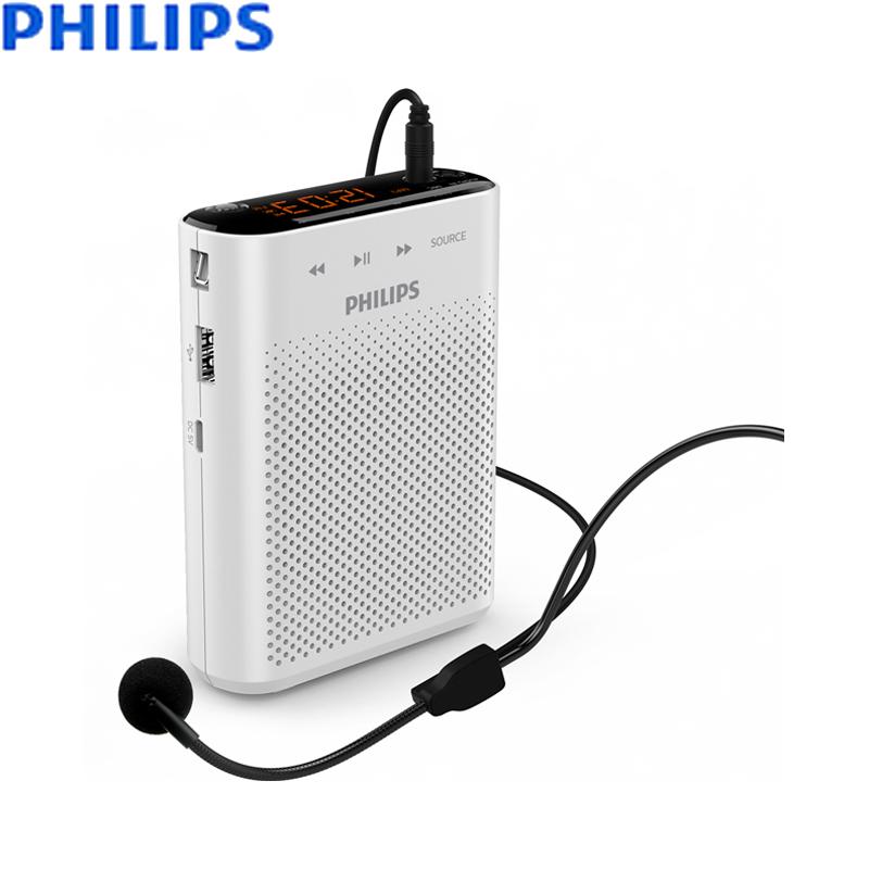 JD Коллекция Default дефолт philips беспроводная звуковая карта philips sd700 bluetooth совместим с apple samsung компьютерные колонки mp3 плееры радио