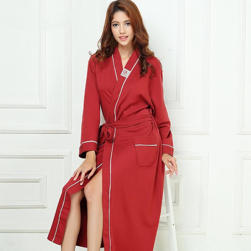 xinmeishu красный M халаты банные lelio халат