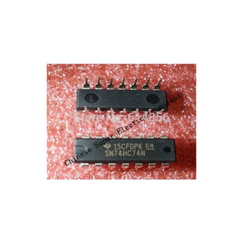 IC 50pcs lot sn74hc273nsr hc273 sop20 5 2mm d type flip flop