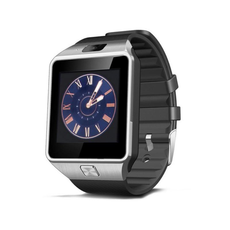 HRAEFN Серебряный dz09 bluetooth 3 0 smart watch phone mtk6260a