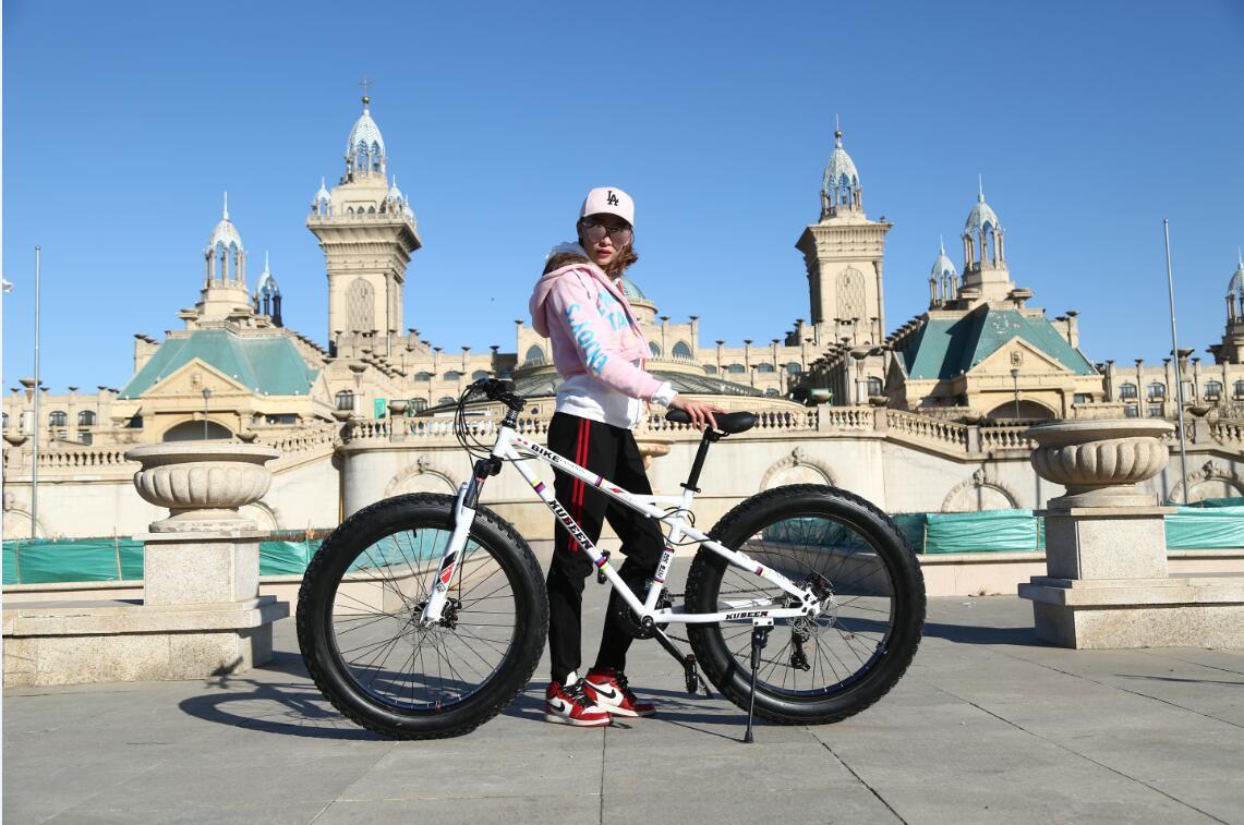 KUBEEN Оранжевый цвет27speed Железо mymei outdoor 90db ring alarm loud horn aluminum bicycle bike safety handlebar bell
