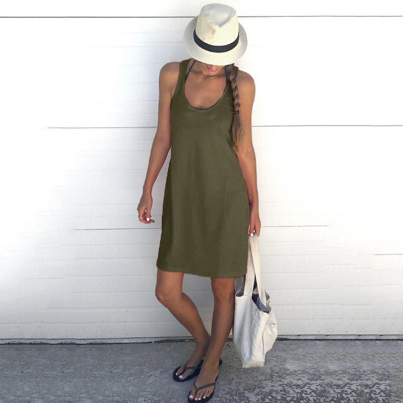 Nulibenna Темно-зеленый S женское платье s