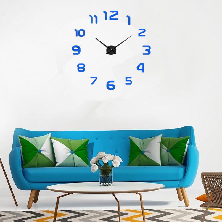 suwumu Синий цвет настенные часы sinix 501 p