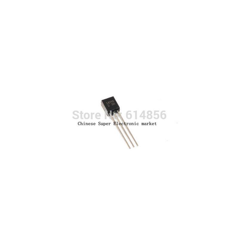 IC 100pcs s8550 8550 pnp transistor to 92