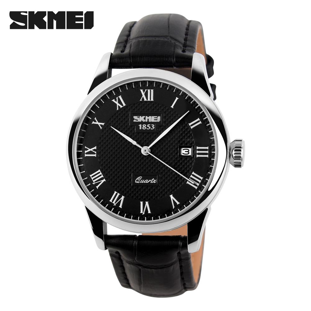 SKMEI ЧерныйЧерный часы skmei мужские 1155