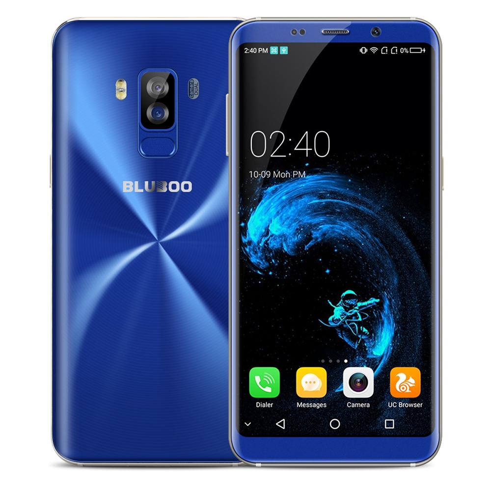 BLUBOO синий Стандарт ЕС vivo xplay3s x520a 6 quad core android 4 3 4g mobile phone w 32gb rom 3gb ram gps wifi white
