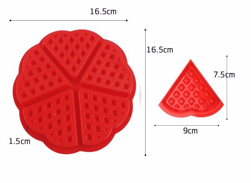 Aishangzhaipin Красный цвет Другое вафельницы блинницы verly