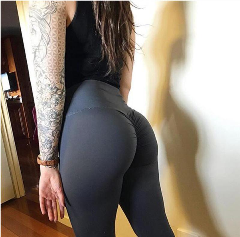 xixu 2 Номер L карлос ткань йога брюки дамы открытый спорт работает плотно эластичный фитнес танца брюки cp13507 серый l код