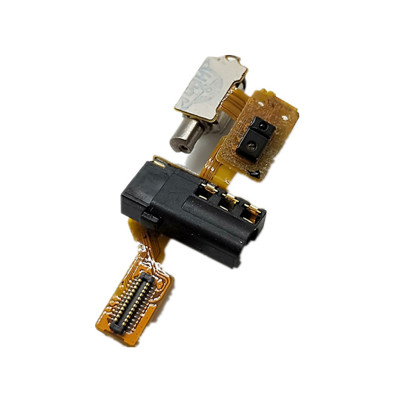 jskei genuine repair part replacement headphone audio jack flex cable for iphone 4s