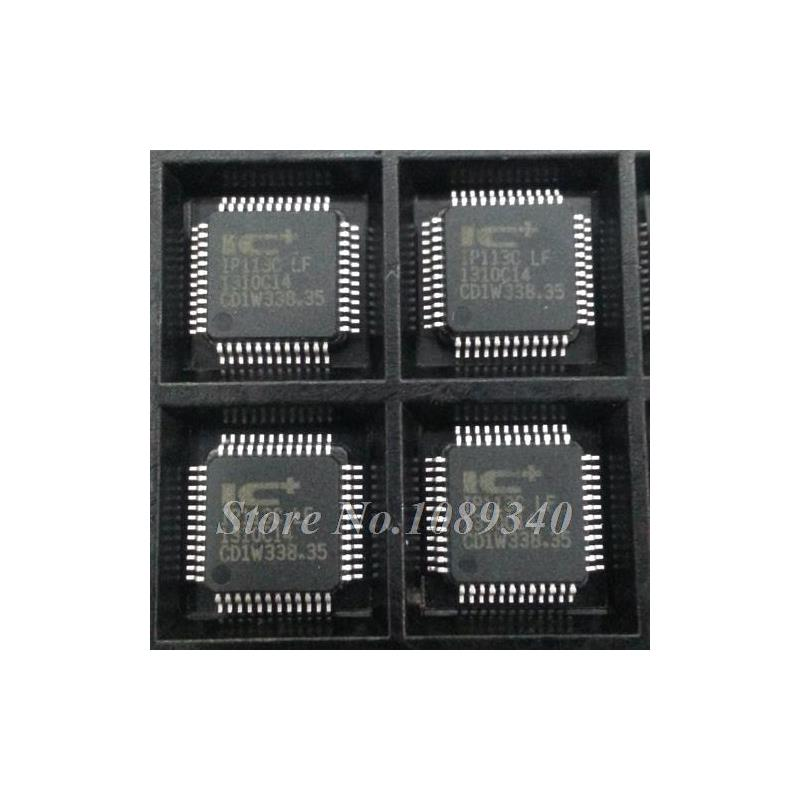 IC 10pcs new f71863fg 71863 qfp 128 ic chip