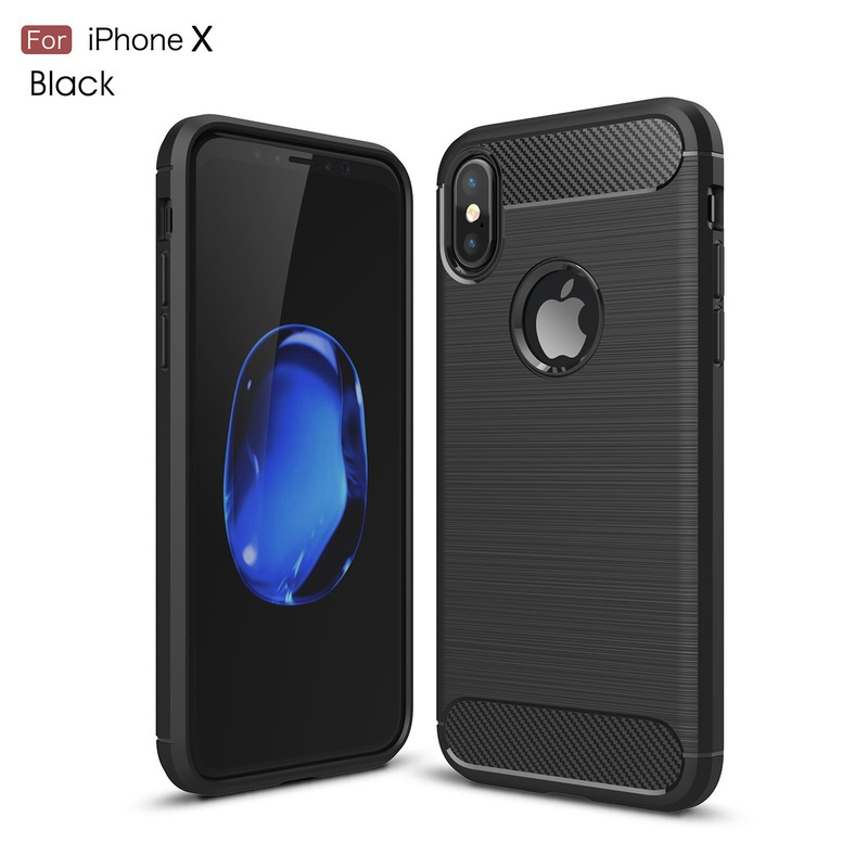 KYKEO black iPhone 8 Plus