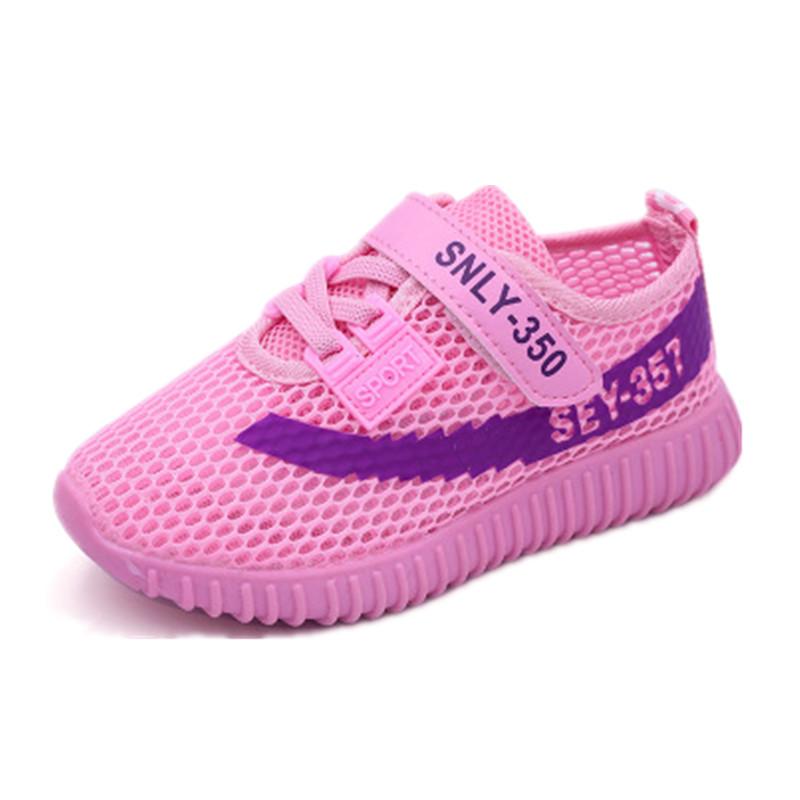 Сандалии для мальчиков TOSJC Розовый цвет 125 фото
