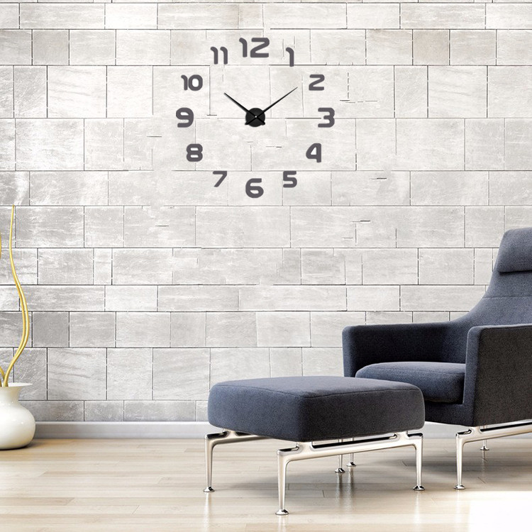 suwumu Серый цвет часы настенные proffi home корица