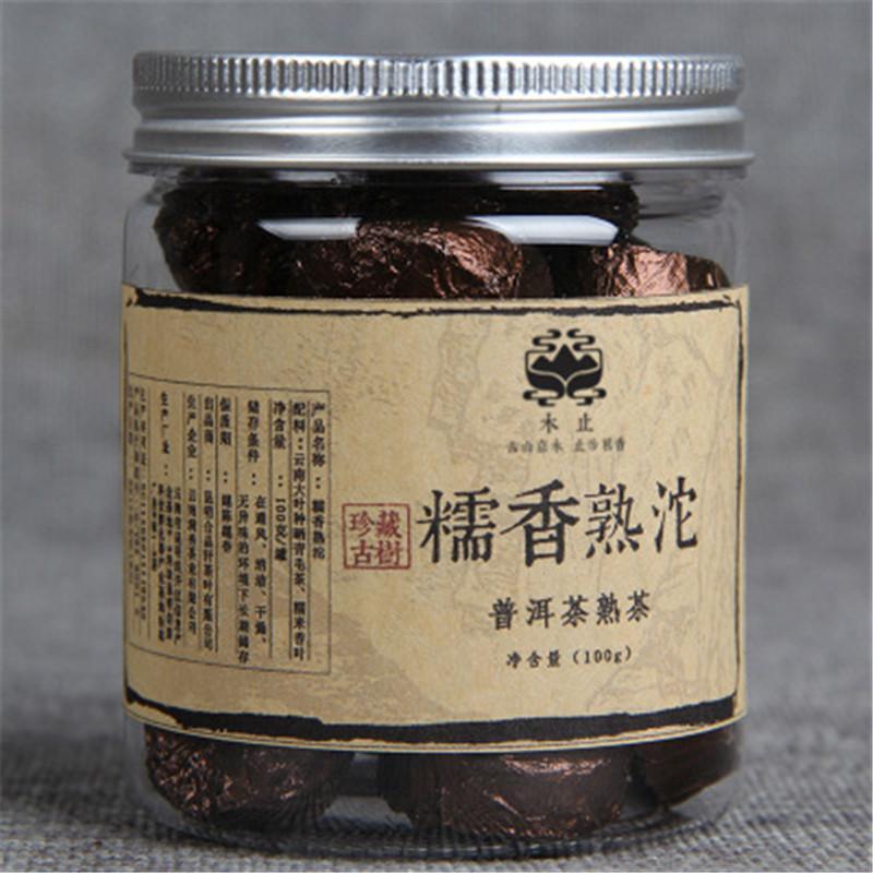 Чай Yunnan Puerh да и pu er чай приготовленный чай 40г (25 мешок)