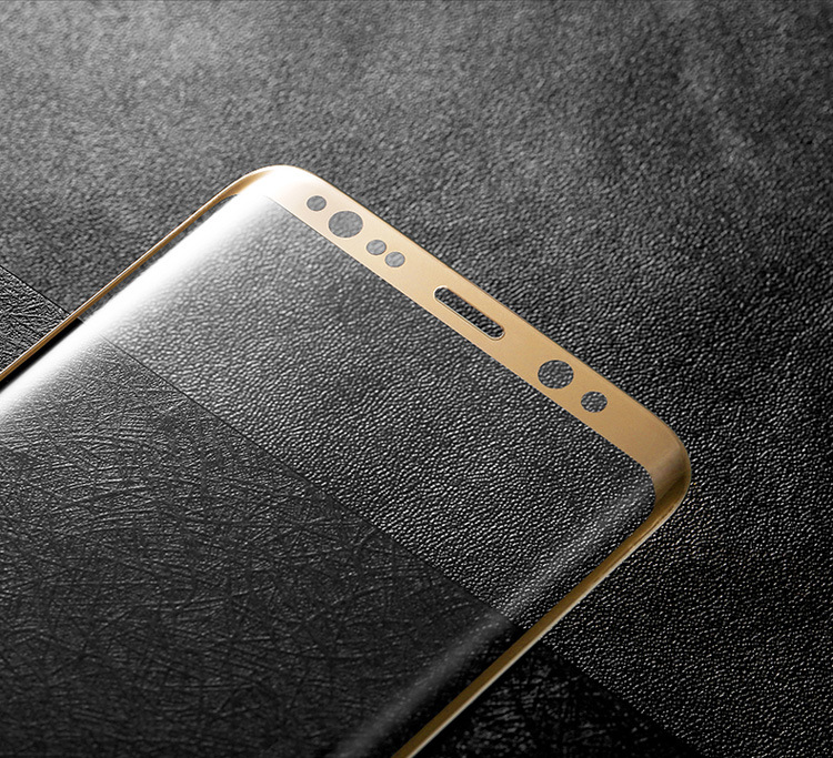 luoxunchuang Золотой Samsung Galaxy S8 plus аксессуар защитное стекло samsung galaxy s8 plus onext 3d gold 41266