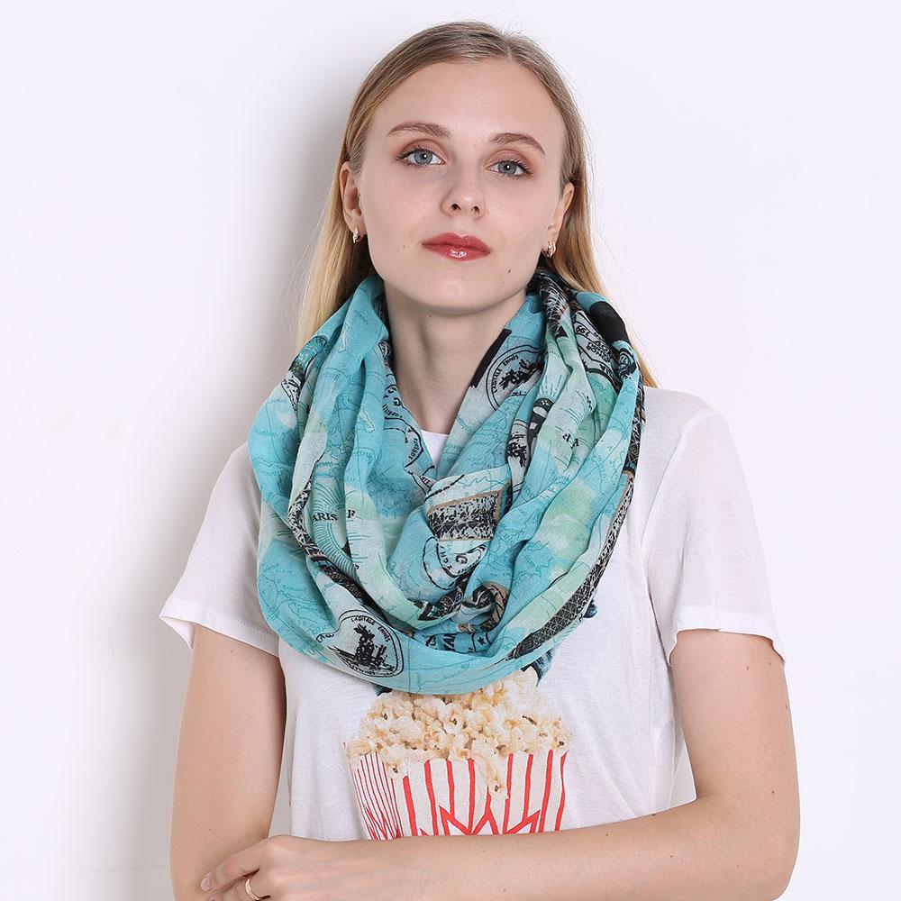 JeouLy картезианский монастырь 175см шарфы verga шарфы