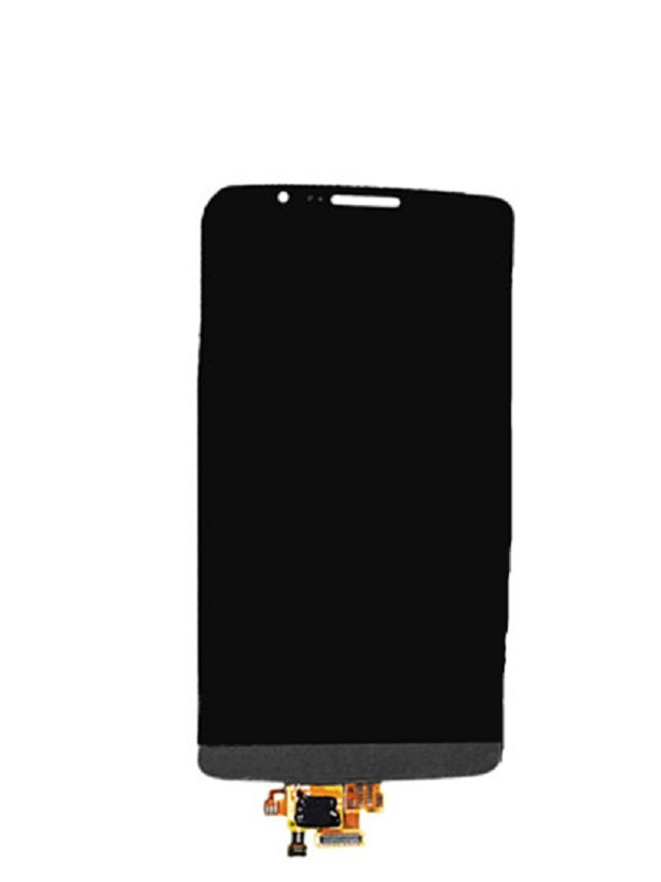jskei Серый for lg g3 d850 d851 d855 lcd display with touch screen digitizer with frame assembly replacement high quality with tools as gift