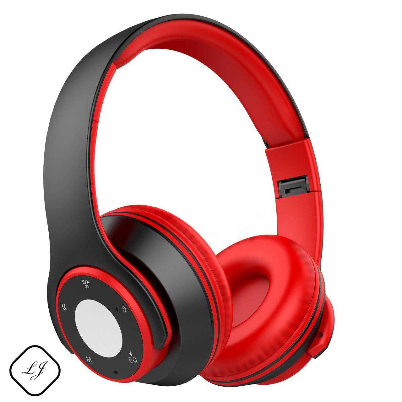 LJ Exclusives G923 Черный и красный