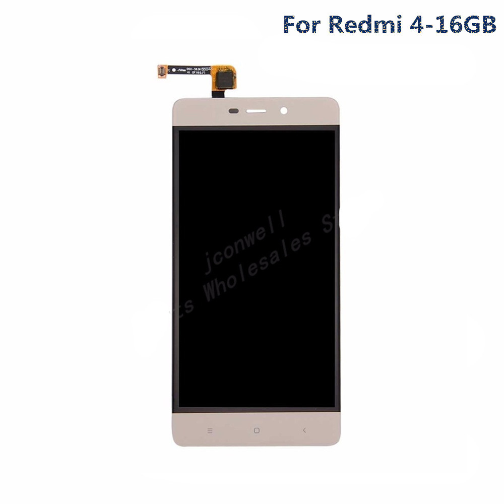 jskei Для Redmi 4 LCD Gold new 8 inch lcd screen matrix bw8022d for teclast x80 power x80 pro tablet lcd screen free shipping