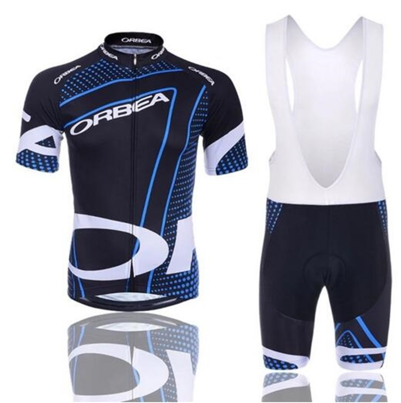 Sisjuly Синий XL polyester summer breathable cycling jerseys pro team italia short sleeve bike clothing mtb ropa ciclismo bicycle maillot gel pad