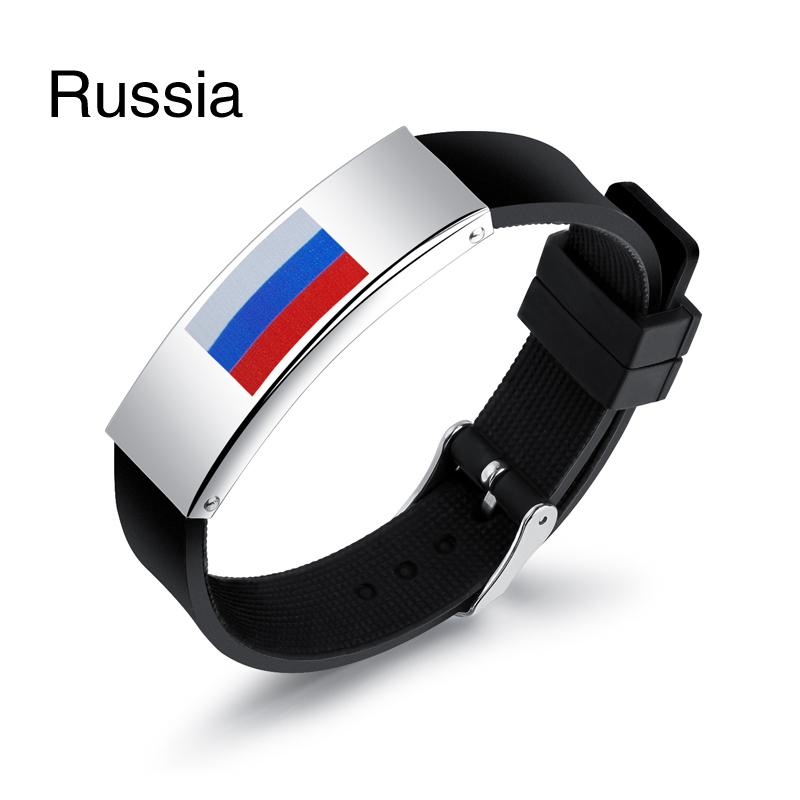 Colorful panda Россия u7 широкий браслет часов реального позолоченные моды мужчин украшения оптовой новой модной уникальный 1 5 см 20 см звено цепи браслеты