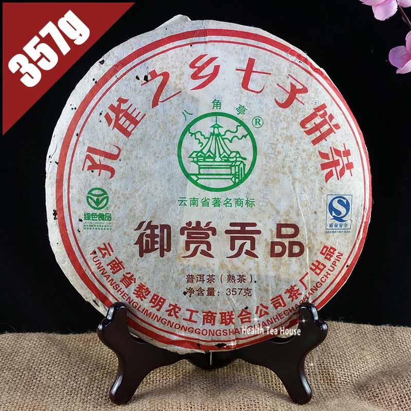 FullChea спелый чай женские брюки san jiao ting k018 2013
