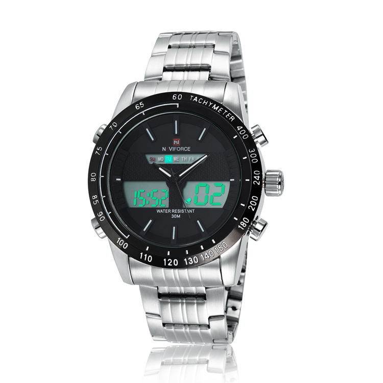 NAVIFORCE shensee ® gofuly 2015 новый 4 стили роскошь моды крокодил лже кожа мужчин аналоговые часы кварцевые часы специально для мужчин