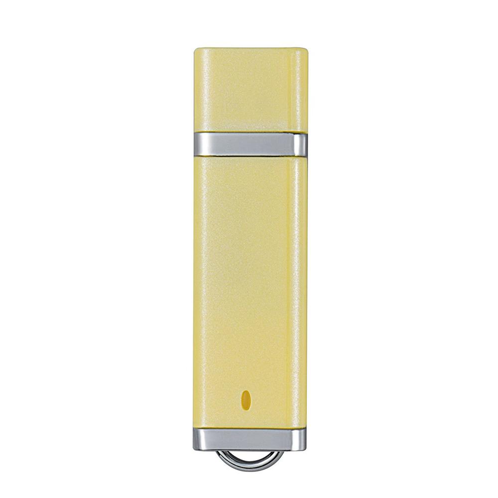 FILLINLIGHT Светло-желтого 4GB ourspop u018 metal usb 2 0 flash drive green silver 4gb