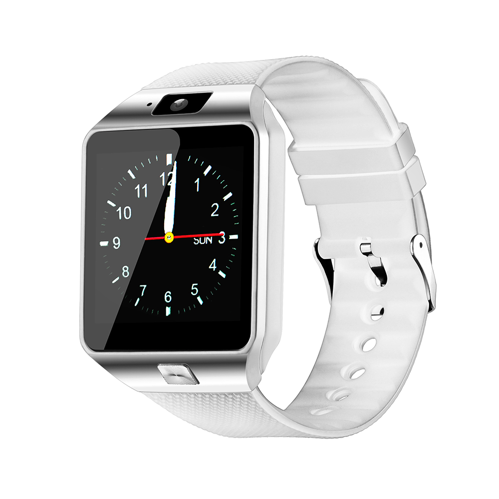 BENICE White 42MM uwatch bluetooth smart watch wristwatch with gps pedometer smartwatch wearable devices for android phone relojes inteligentes