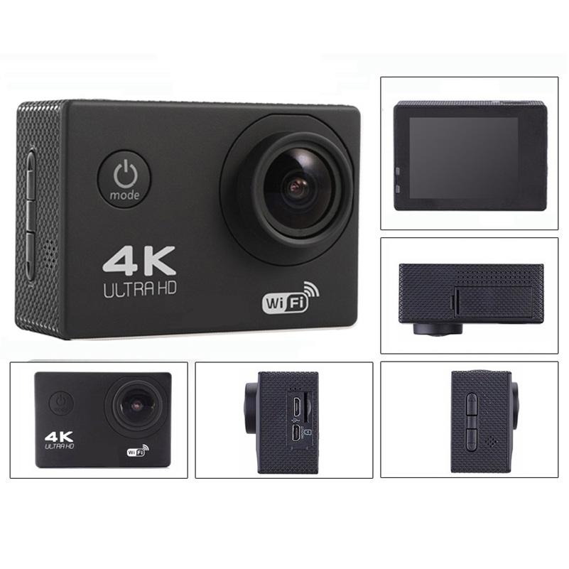 MEIZHIER action camera geekam k8 ultra hd 4k wifi sport 360vr k8 1080p dual 2 lcd 170d wide angle waterproof helmet cam mini camcorder