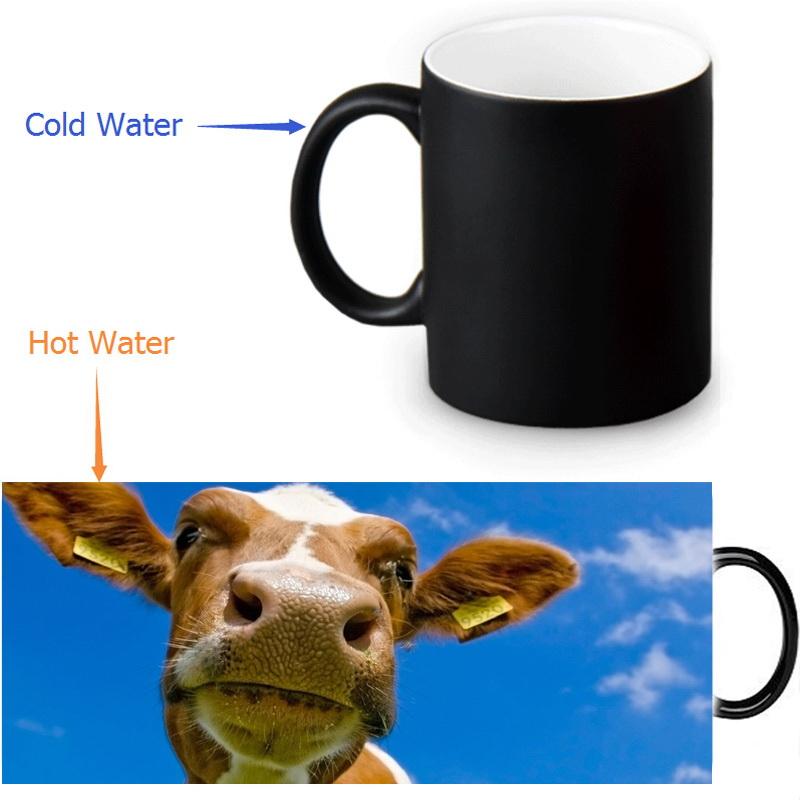 HUOSOOYUN 6 рисованные креативные кружки для кофе чашка для чая чашка для завтрака керамическая чашка для молока комплект из 4