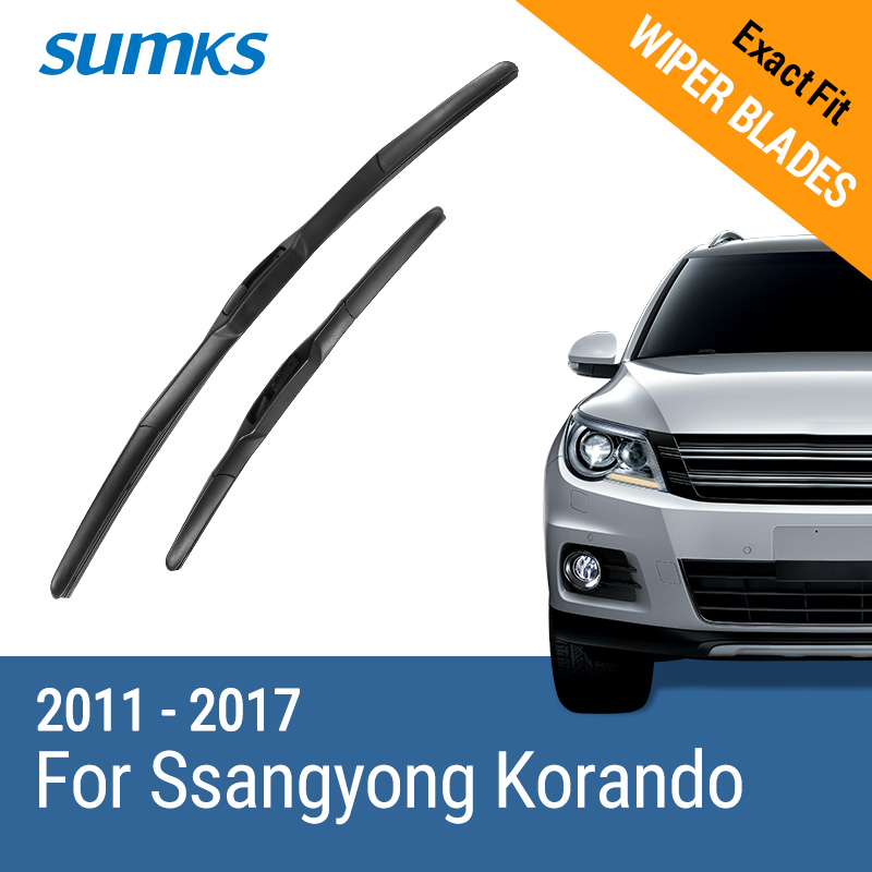 SUMKS 2011-2017 Передний стеклоочиститель 4pcs front rear mud flaps splash guards fit for toyota sienna 2011 2014 2012 2013 [lp549]
