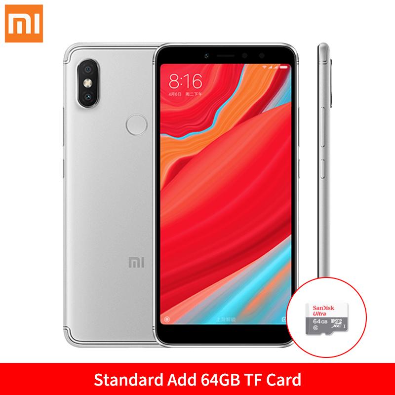 Mi Стандартный серый Добавить карту на 64 ГБ TF global version xiaomi redmi 4x 3gb 32gb smartphone black