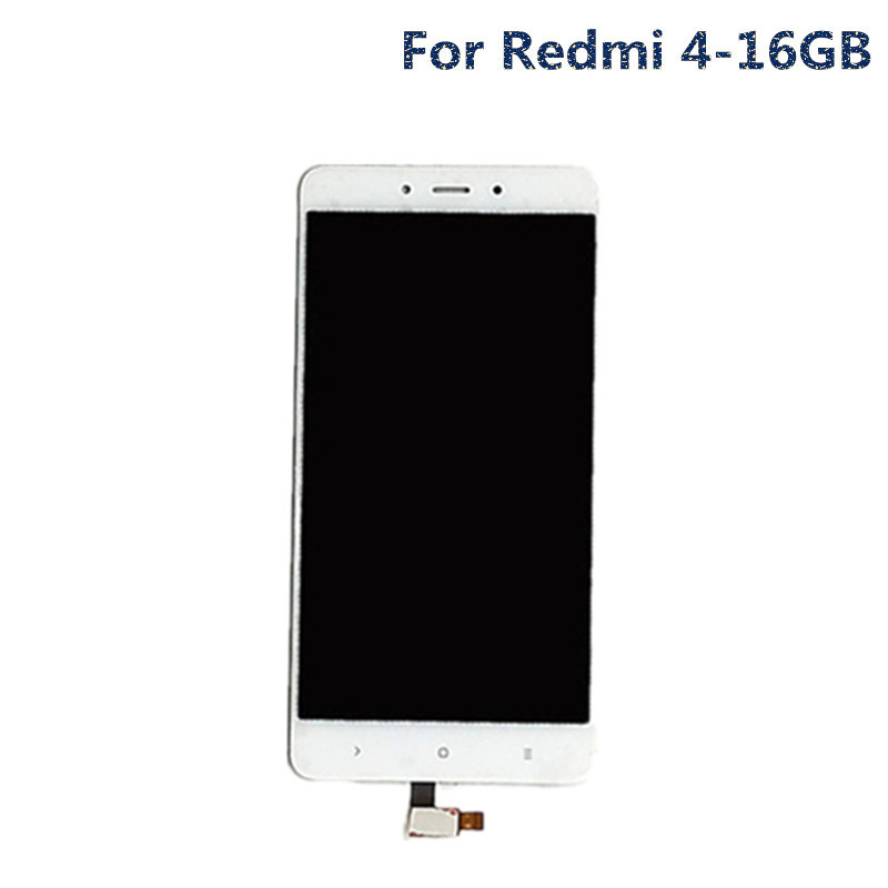 jskei Для Redmi 4 LCD White replacement 4 0 for asus lcd display panel touch screen digitizer glass sensor assembly for zenfone 4 a400cg tools