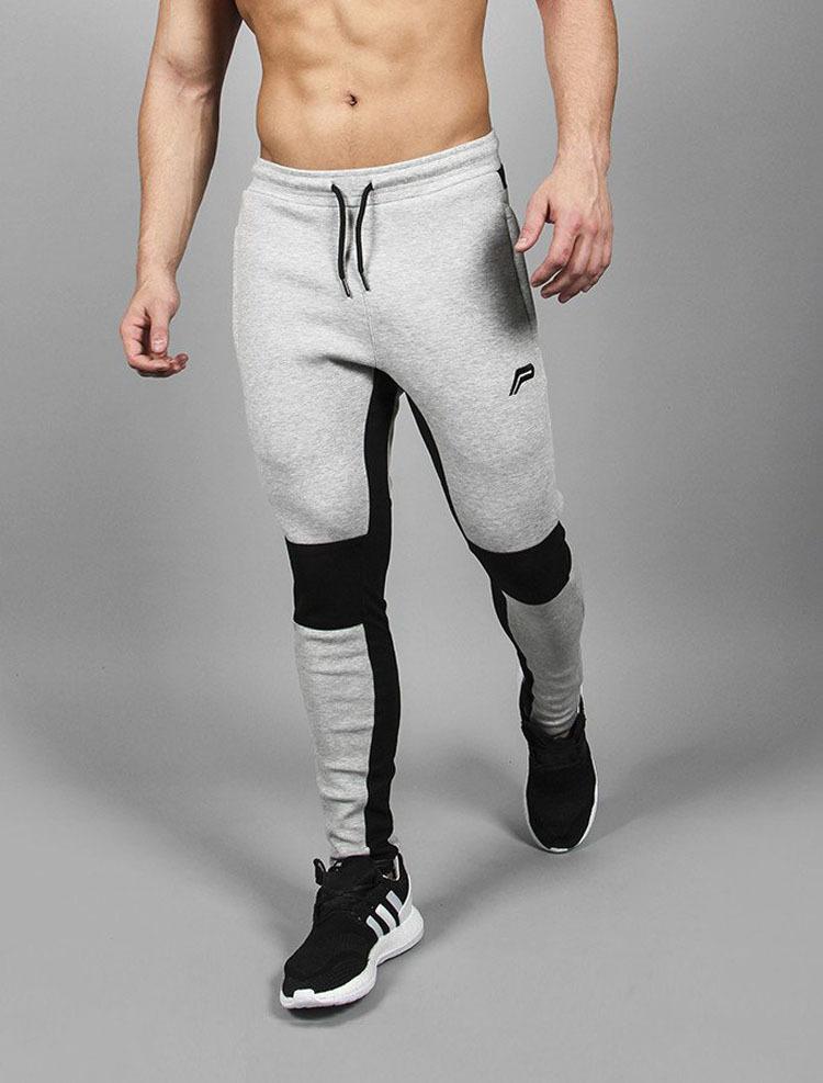 Sisjuly Серый цвет Номер XXL мышцы д р братья мужские осенние и зимние новые фитнес спорт и отдых открытый тренировочный хлопок тонкие брюки моды