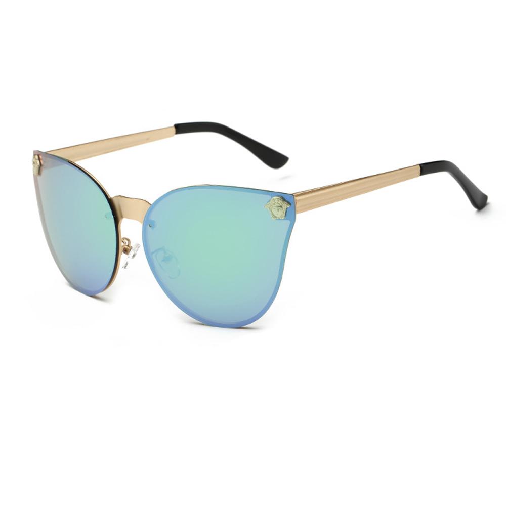 XQ-HD Золотая рамка swarovski солнцезащитные очки sk 0055 52f