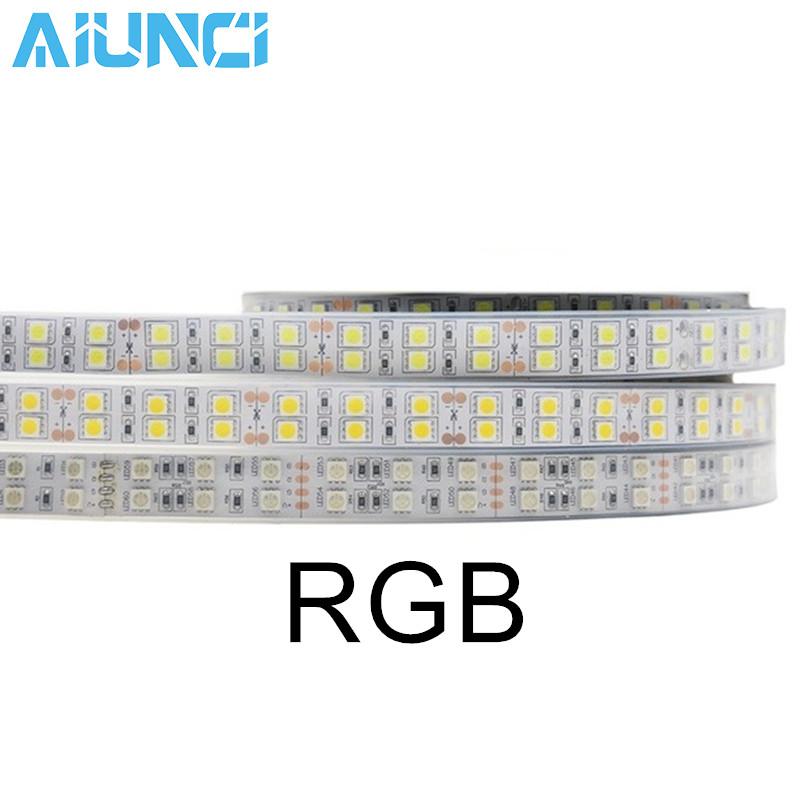 AIUNCI RGB Waterproof ws2812b 4 4 16 битный полноцветный 5050 rgb светодиодные лампы свет панели для arduino