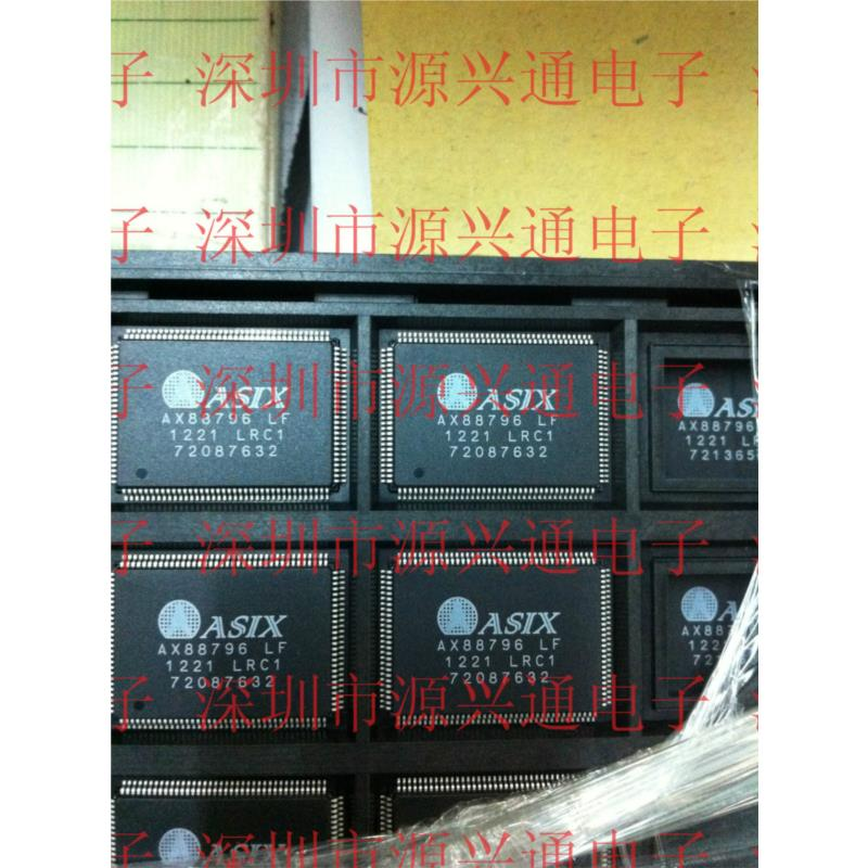 IC 10pcs lot ax88796lf ax88796 lf qfp