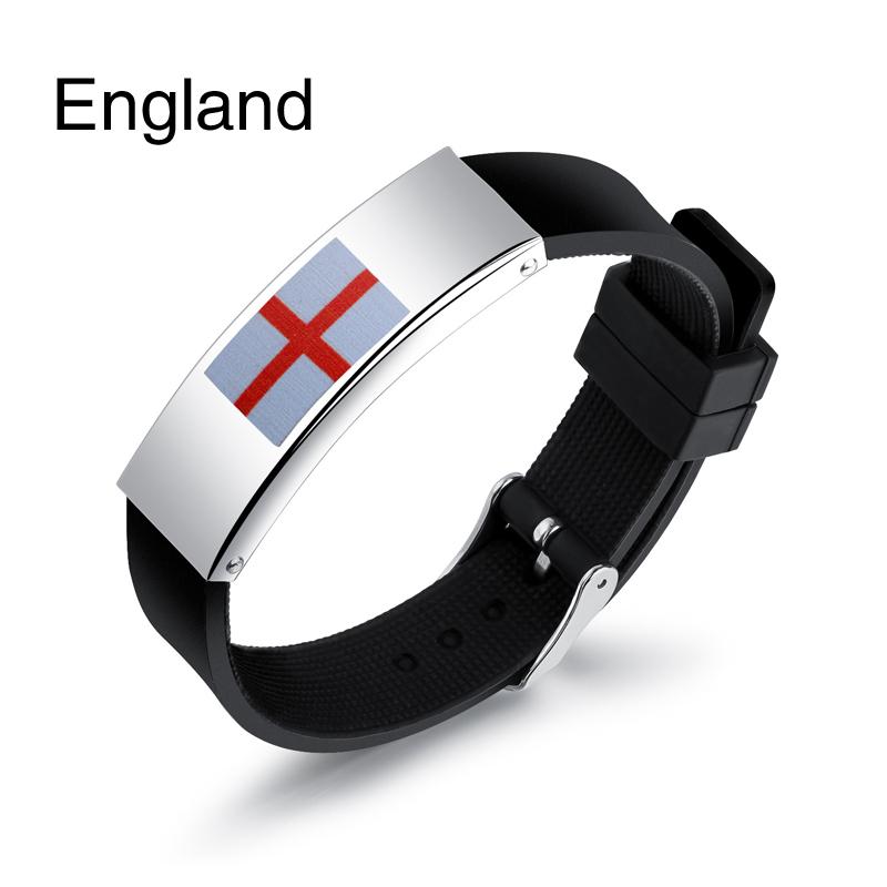 Colorful panda Англия u7 широкий браслет часов реального позолоченные моды мужчин украшения оптовой новой модной уникальный 1 5 см 20 см звено цепи браслеты