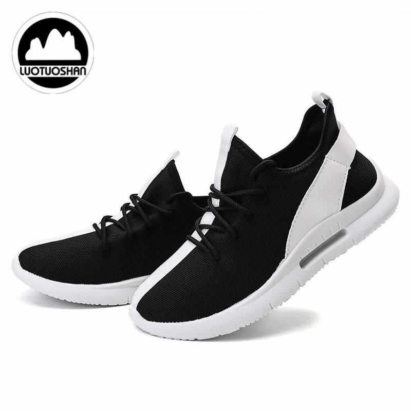 LUOTUOSHAN Чёрный цвет EU42 2016 новое прибытие из натуральной кожи большой размер 33 42 черный бежевый мода повседневная удобные женские летние клинья обувь сандалии l228