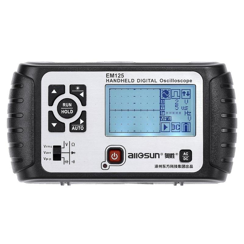 all-sun dso138 2 4 tft выводы для пайки карманный размер цифровой осциллограф kit с зарядным устройством