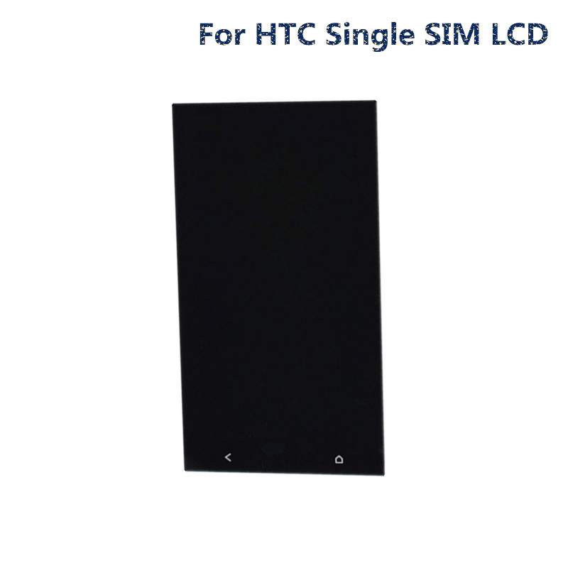 jskei Для HTC M7 Single SIM LCD zhiyusun new 10 4 inch touch screen 4 wire resistive usb touch panel overlay kit free shipping 225 173